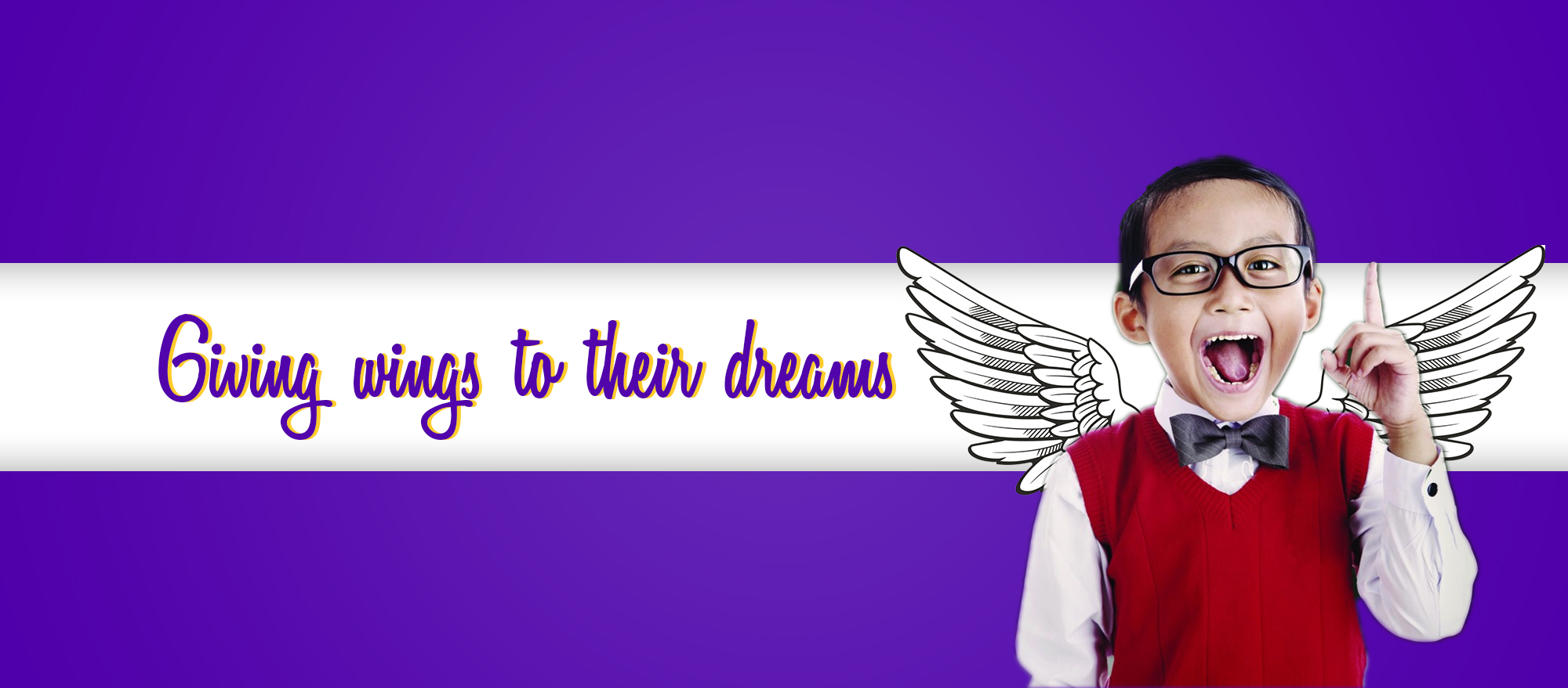 Giving Wings to their Dreams