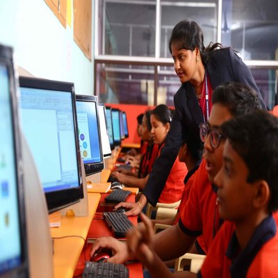 Interactive Smart Classes