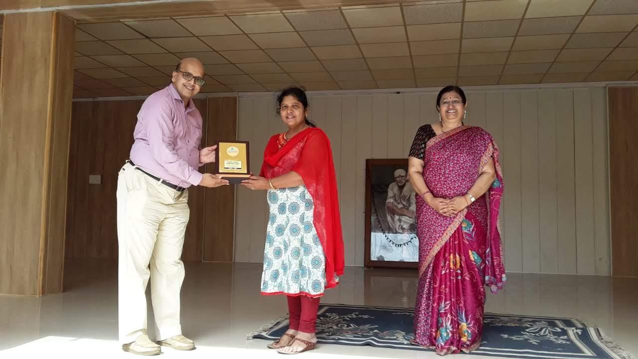 trofee presentation